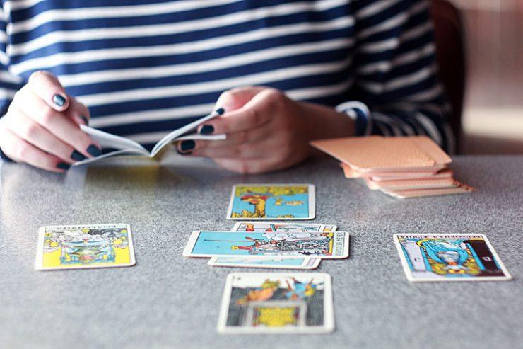 tarot kartlarına öyle bir soru sor ki!