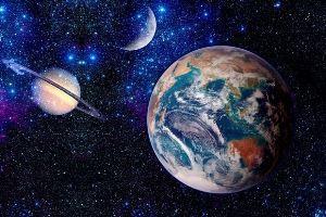 Doğum Haritanızda Boş Ev ve Açı Yapmayan Gezegen